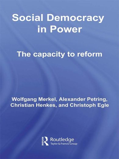 Cover Social Democracy in Power