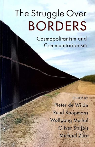 Book Cover The Struggle over Borders