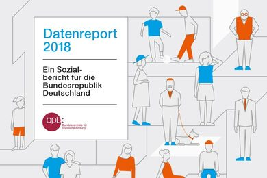 Cover Datenreport 2018