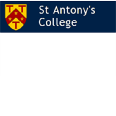 Logo St. Antony's College, Oxford