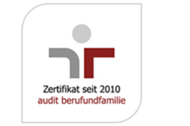 Logo audit berufundamilie