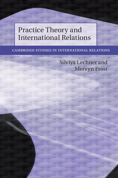 "WZB CGC Book Discussion ""Practice Theory and International Relations"""