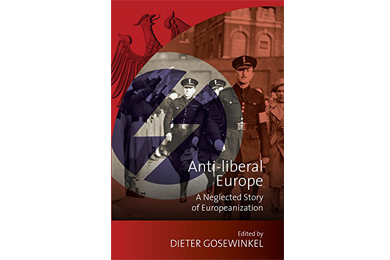 Cover Antiliberal Europe